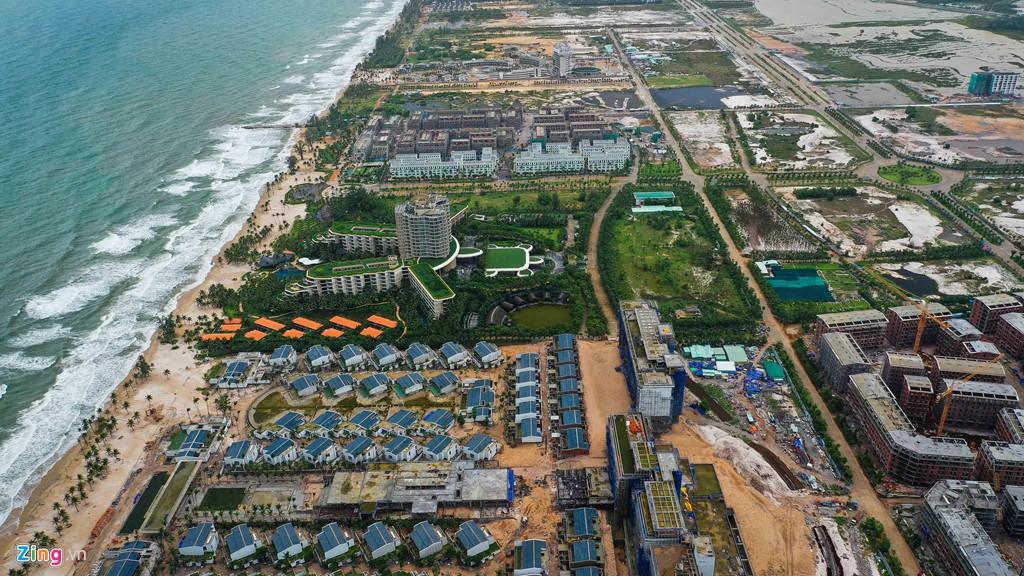 Rừng bê tông che kín bờ biển Phú Quốc - Ảnh 4.