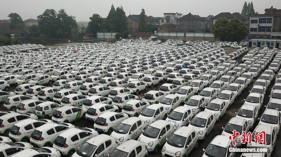 Sau xe đạp, hàng trăm nghìn ôtô bị vứt bỏ tại Trung Quốc - Ảnh 3.
