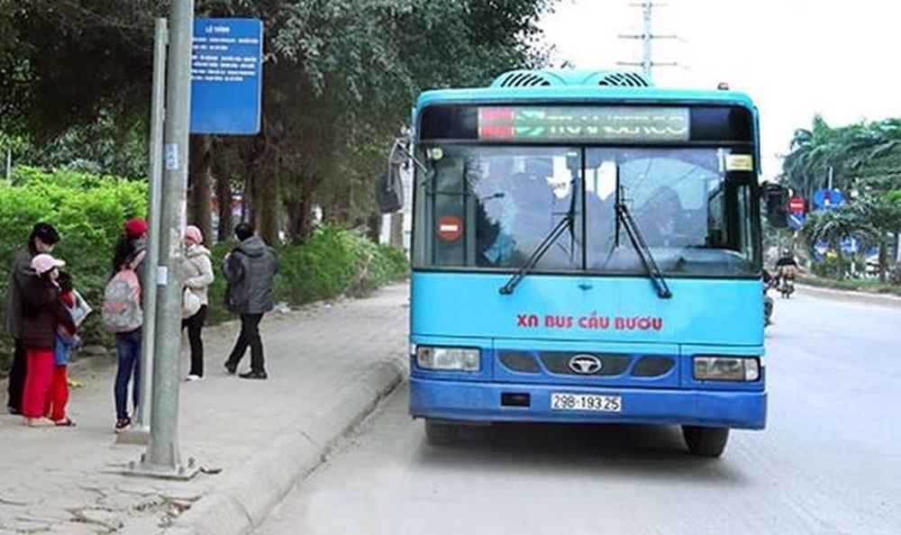 Hà Nội: Lựa chọn 307 vị trí lắp đặt nhà chờ xe buýt tại ngoại thành - Ảnh 1.