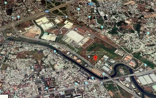 125 triệu đồng mỗi m2 đất gần Khu Công nghệ cao Sài Gòn - Ảnh 1.