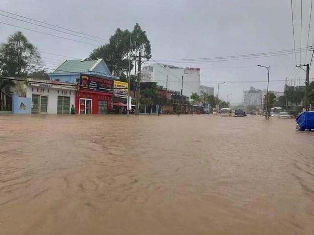 Phú Quốc thiệt hại 107 tỉ đồng do trận ngập lụt bất thường - Ảnh 1.