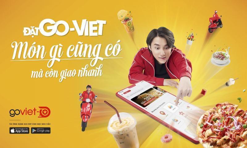 GoViet tuyên bố dẫn đầu mảng giao đồ ăn tại Việt Nam - Ảnh 1.