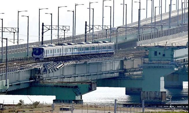 Siêu sân bay 20 tỷ USD nổi lên giữa biển ở Nhật Bản - Ảnh 10.