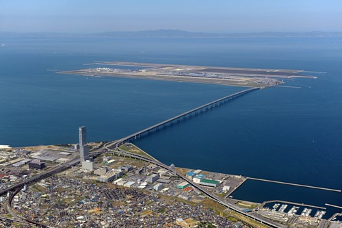 Siêu sân bay 20 tỷ USD nổi lên giữa biển ở Nhật Bản - Ảnh 11.