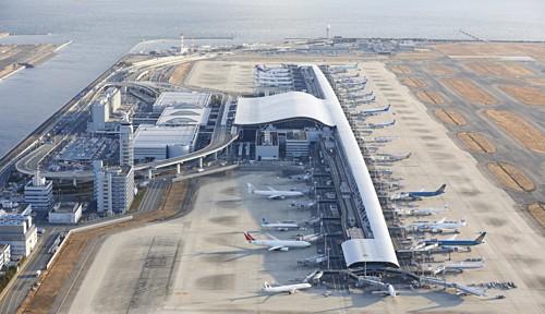 Siêu sân bay 20 tỷ USD nổi lên giữa biển ở Nhật Bản - Ảnh 2.