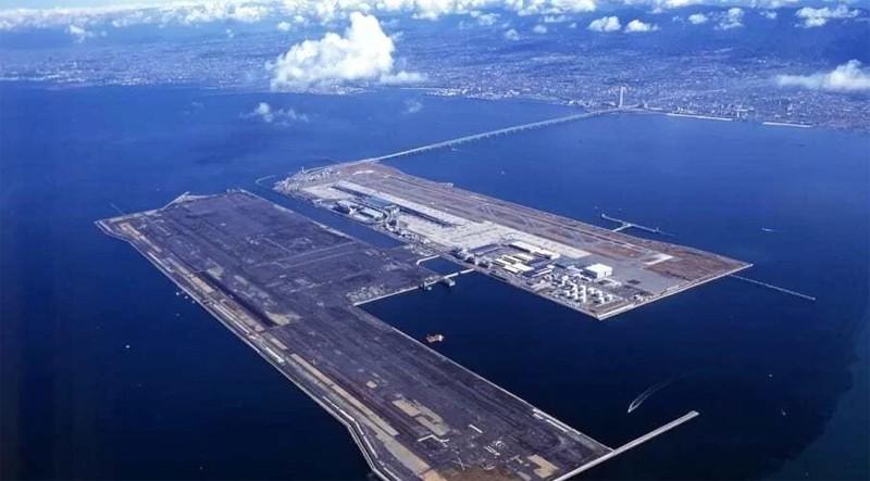 Siêu sân bay 20 tỷ USD nổi lên giữa biển ở Nhật Bản - Ảnh 3.