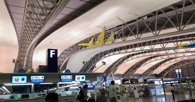Siêu sân bay 20 tỷ USD nổi lên giữa biển ở Nhật Bản - Ảnh 5.