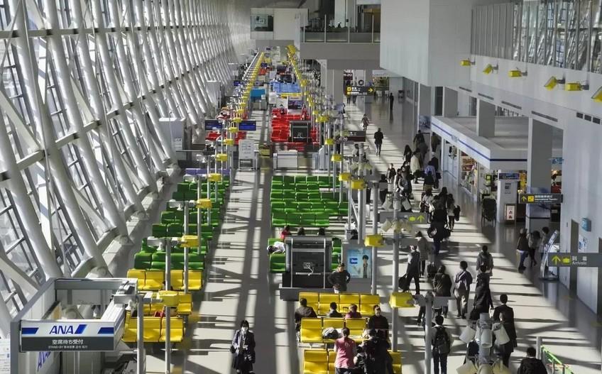 Siêu sân bay 20 tỷ USD nổi lên giữa biển ở Nhật Bản - Ảnh 8.