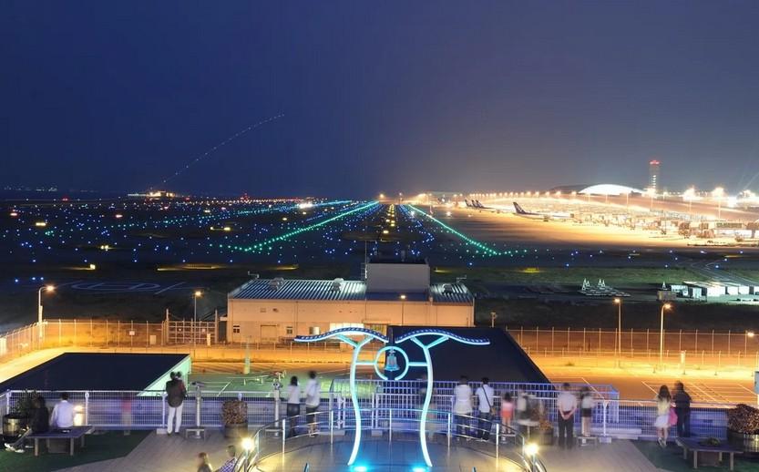 Siêu sân bay 20 tỷ USD nổi lên giữa biển ở Nhật Bản - Ảnh 9.