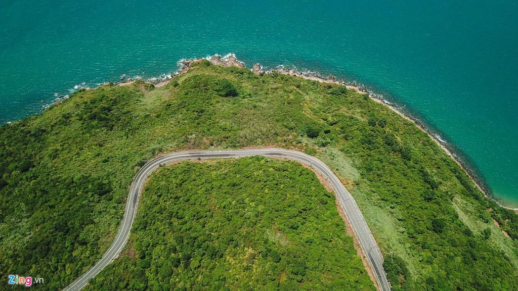 9 khúc cua 'tử thần' khiến nhiều người bỏ mạng ở núi Sơn Trà - Ảnh 12.