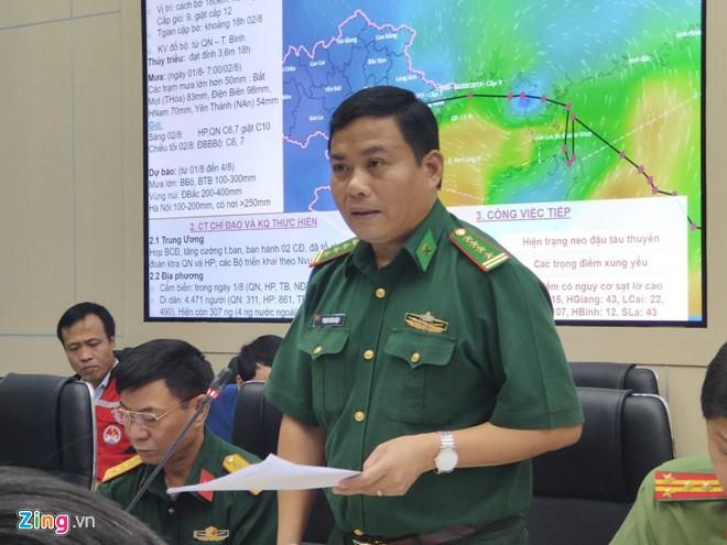 14 tàu cá Quảng Bình mất liên lạc khi tránh bão tại đảo Hải Nam - Ảnh 1.