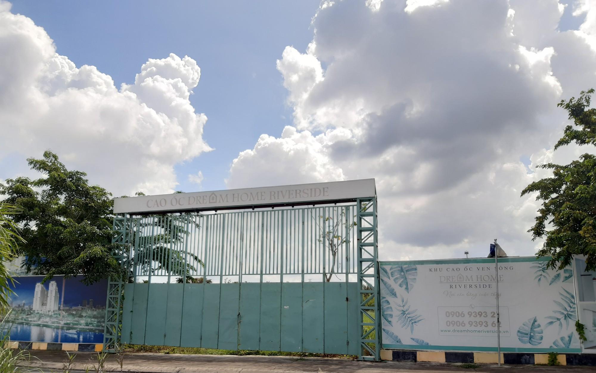 Sau gần 2 năm mở bán, Dream Home Riverside của Nhà Mơ vẫn đang đào móng