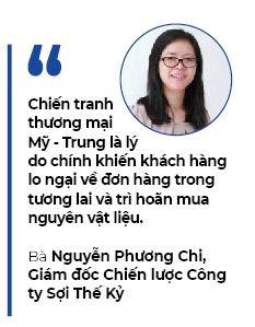 Nhà nhập khẩu Mỹ trì hoãn mua hàng dệt may Việt - Ảnh 4.