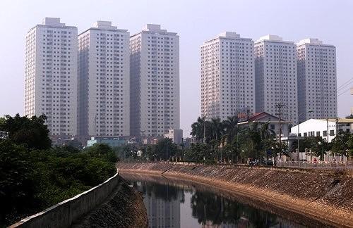Hà Nội đối thoại với cư dân mua nhà của 'đại gia điếu cày' - Ảnh 1.