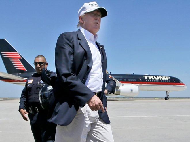 Gia đình Tổng thống Mỹ Donald Trump tiêu xài xa hoa như thế nào? - Ảnh 2.