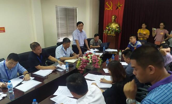Hà Nội đối thoại với cư dân mua nhà của 'đại gia điếu cày' - Ảnh 2.
