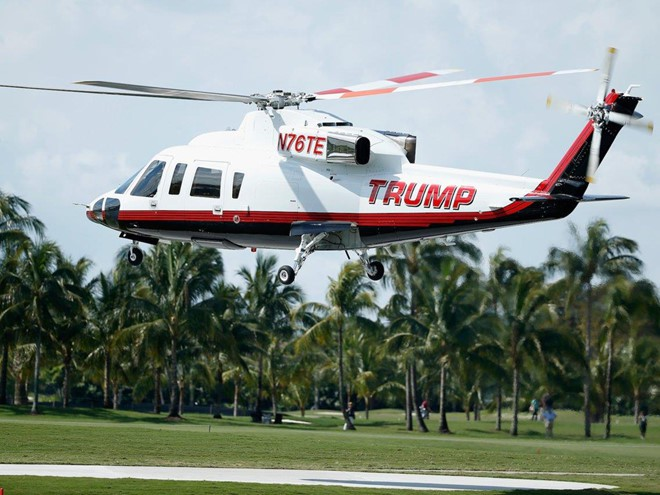 Gia đình Tổng thống Mỹ Donald Trump tiêu xài xa hoa như thế nào? - Ảnh 4.
