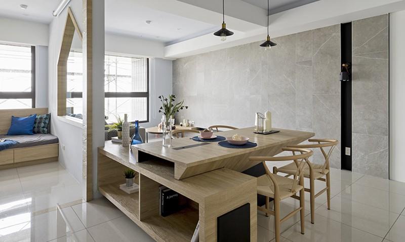 Ngôi nhà đơn giản mà đẹp của gia đình trẻ - Ảnh 4.