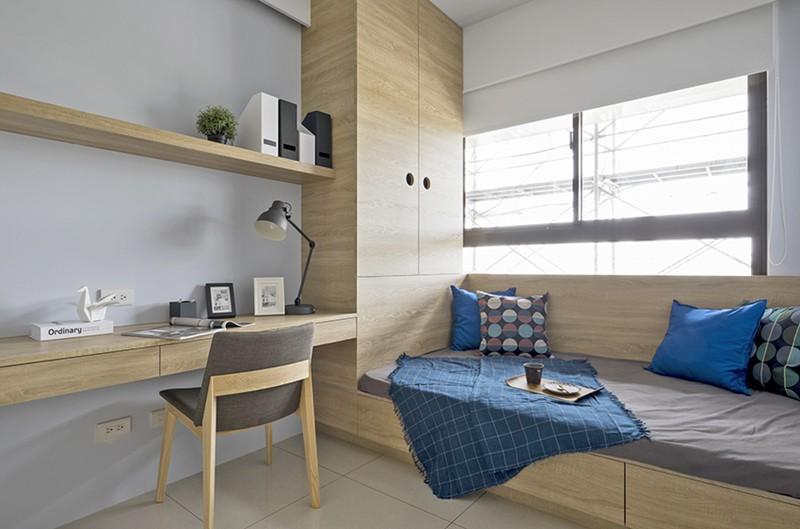 Ngôi nhà đơn giản mà đẹp của gia đình trẻ - Ảnh 5.