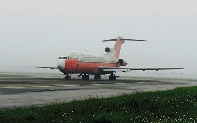 Việc xử lí máy bay bỏ quên 12 năm ở Nội Bài được bàn ra sao? - Ảnh 1.