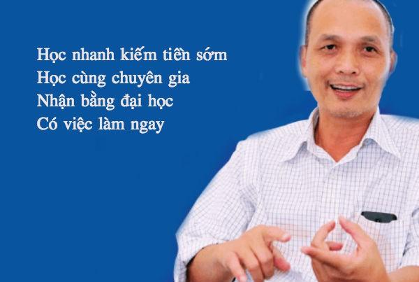 Tuổi 50 'chẳng giống ai' của ông Nguyễn Thành Nam, rời ghế CEO FPT lập đại học 3 không - Ảnh 2.