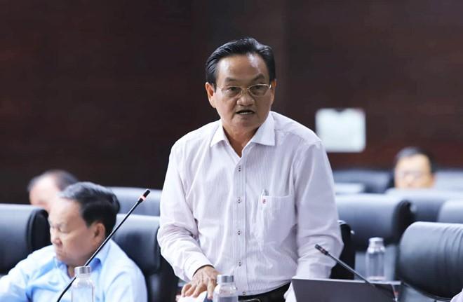 TS Trần Du Lịch: 'Cứ phân lô bán nền, Đà Nẵng không thể phát triển' - Ảnh 1.