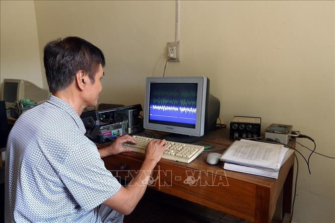 Động đất ở Điện Biên làm rung lắc mặt đất, nhà cửa - Ảnh 1.