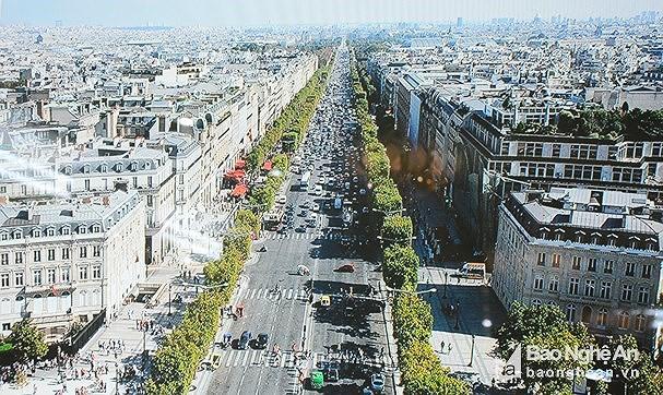 Chi tiết qui hoạch 5 phân khu Đại lộ Vinh - Cửa Lò - Ảnh 1.