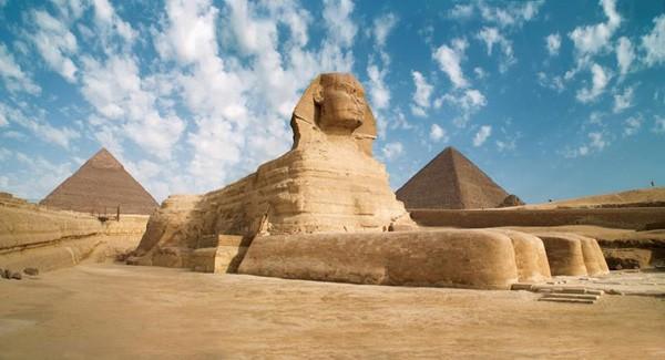 Những bí ẩn 'hại não' về kim tự tháp Ai Cập - Ảnh 1.