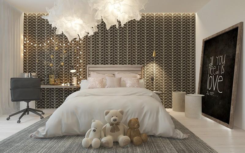 Phòng ngủ cá tính dành cho thanh thiếu niên - Ảnh 2.