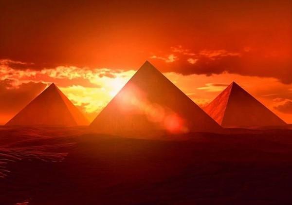 Những bí ẩn 'hại não' về kim tự tháp Ai Cập - Ảnh 3.