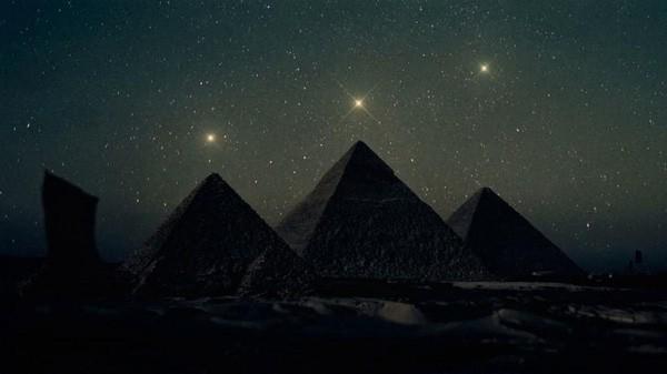 Những bí ẩn 'hại não' về kim tự tháp Ai Cập - Ảnh 4.
