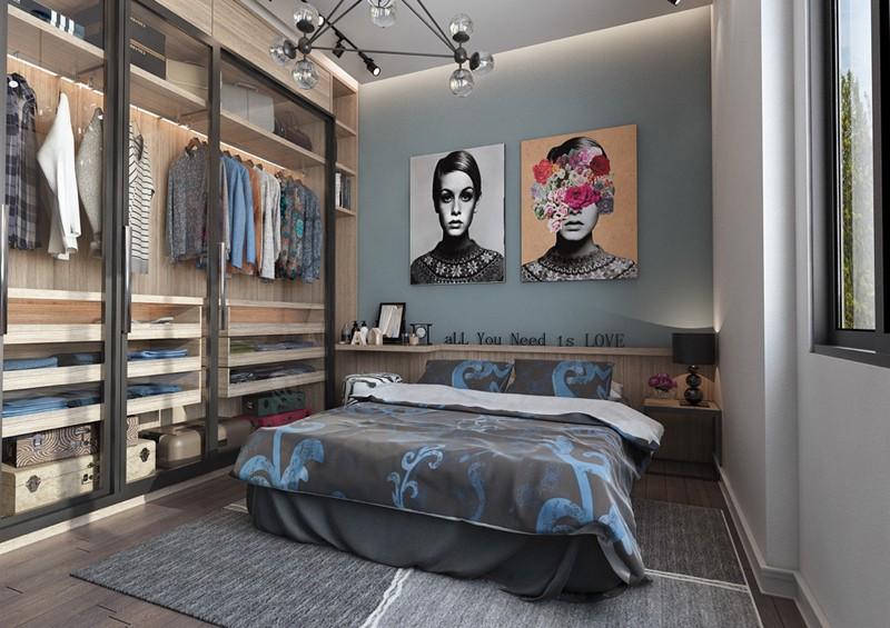 Phòng ngủ cá tính dành cho thanh thiếu niên - Ảnh 5.