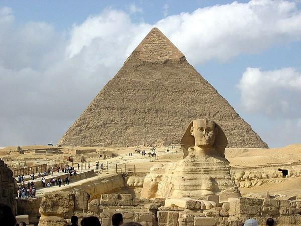 Những bí ẩn 'hại não' về kim tự tháp Ai Cập - Ảnh 6.