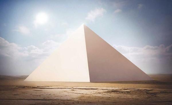 Những bí ẩn 'hại não' về kim tự tháp Ai Cập - Ảnh 7.