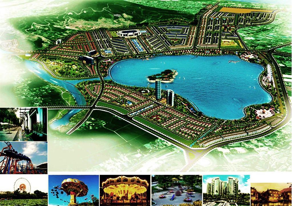 Cận cảnh khu đô thị 5.000 tỷ sai phạm ở phố biển Quy Nhơn - Ảnh 1.