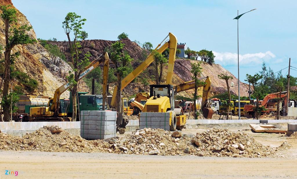 Cận cảnh khu đô thị 5.000 tỷ sai phạm ở phố biển Quy Nhơn - Ảnh 11.