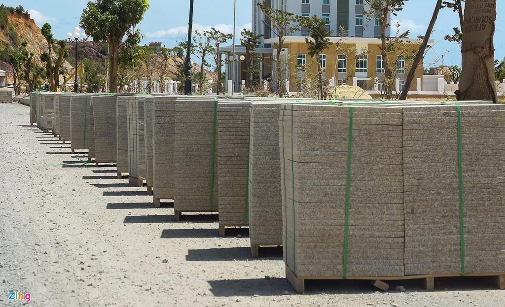 Cận cảnh khu đô thị 5.000 tỷ sai phạm ở phố biển Quy Nhơn - Ảnh 12.