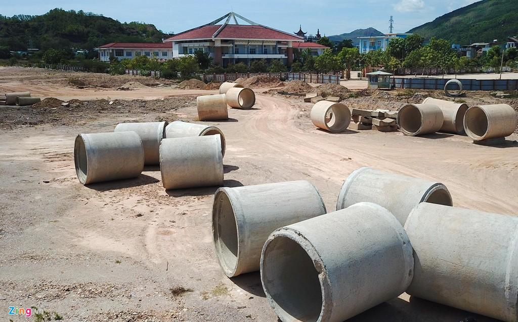 Cận cảnh khu đô thị 5.000 tỷ sai phạm ở phố biển Quy Nhơn - Ảnh 4.