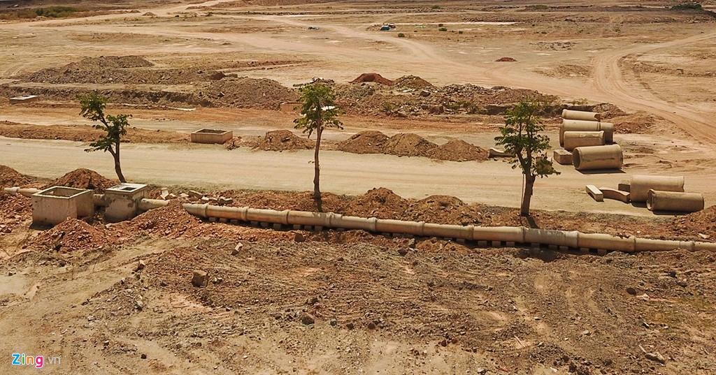 Cận cảnh khu đô thị 5.000 tỷ sai phạm ở phố biển Quy Nhơn - Ảnh 7.