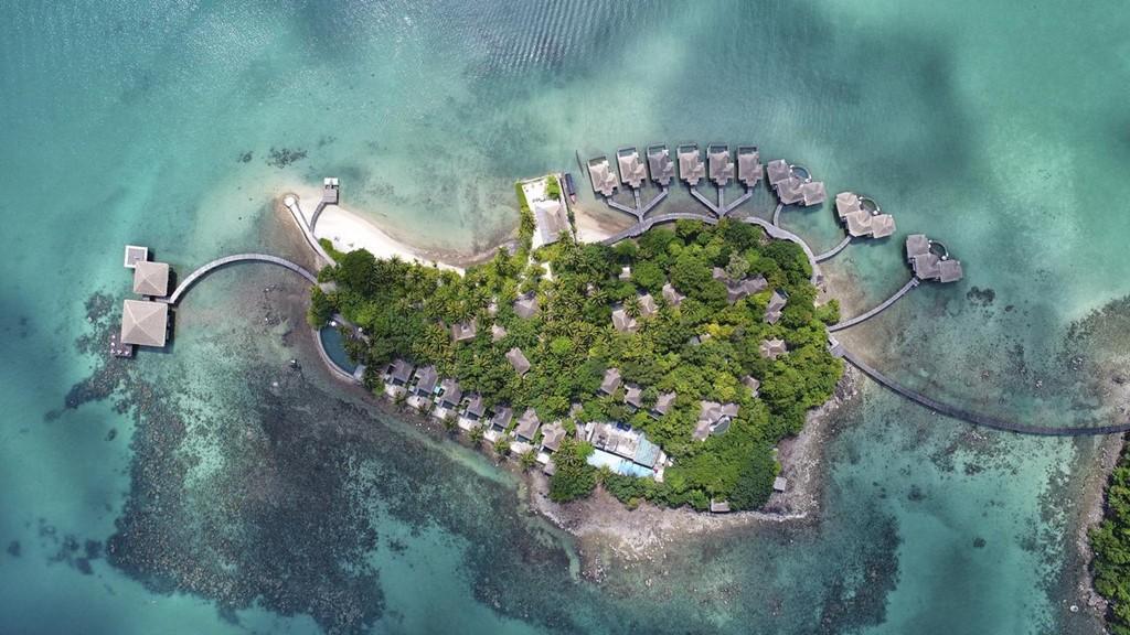 Thiên đường nghỉ dưỡng biệt lập như Maldives thu nhỏ tại Campuchia - Ảnh 2.