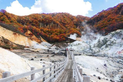 Hokkaido, vùng đất đón mùa thu sớm nhất Nhật Bản - Ảnh 2.
