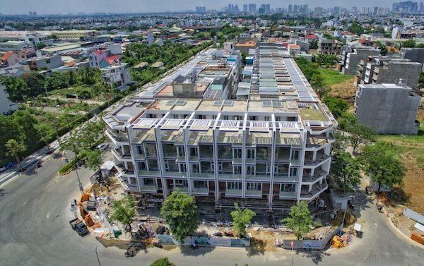 Phát triển khu đô thị khép kín: Hướng đi không dễ - Ảnh 1.