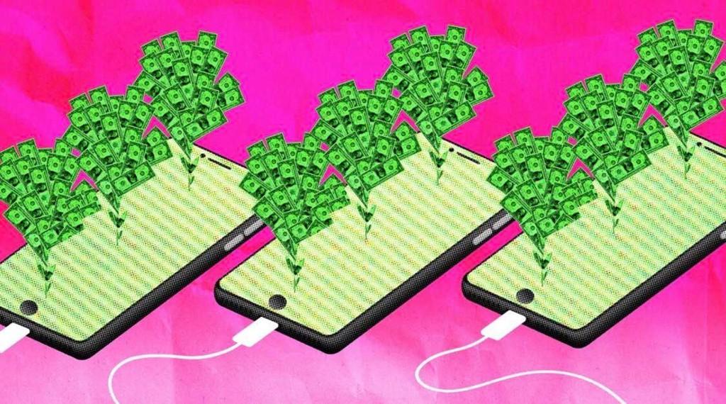 Những nông trại 'cày view' bằng điện thoại, kiếm tiền từ giá trị ảo - Ảnh 4.