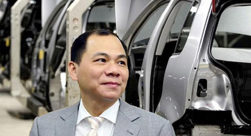 Guồng máy của tỉ phú số 1 Việt Nam, giá cao đại gia ngoại thèm khát - Ảnh 1.
