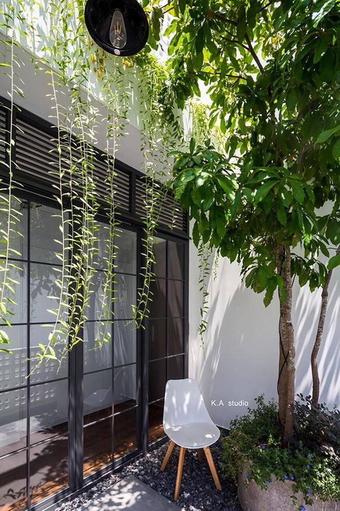 Ngôi nhà phố ở Nha Trang thiết kế phá cách đẹp ngỡ ngàng - Ảnh 5.