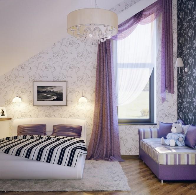 Những căn phòng khiến trẻ cảm thấy thích thú - Ảnh 3.