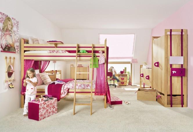 Những căn phòng khiến trẻ cảm thấy thích thú - Ảnh 4.