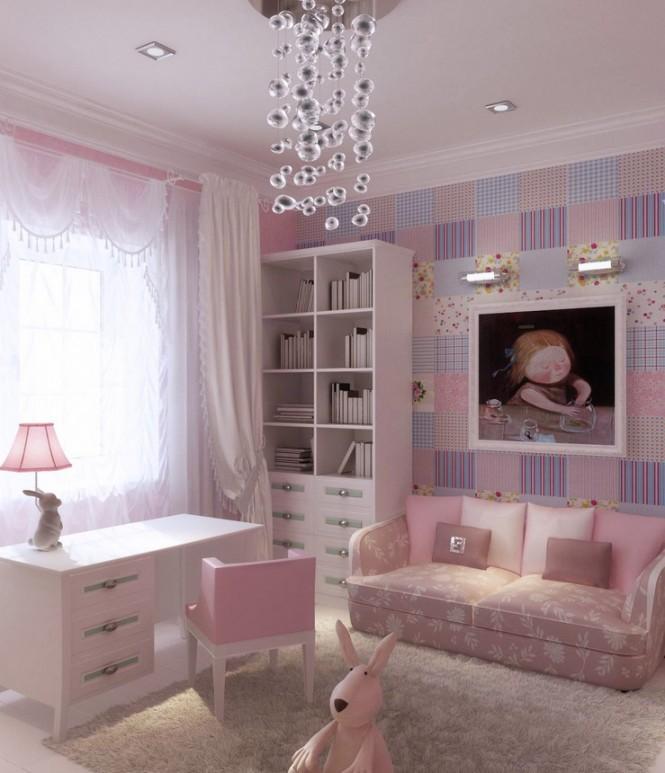 Những căn phòng khiến trẻ cảm thấy thích thú - Ảnh 5.