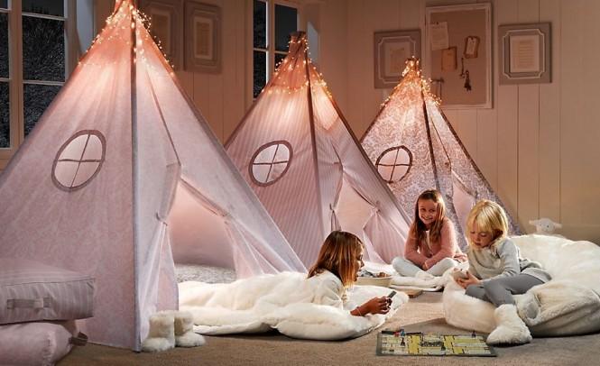 Những căn phòng khiến trẻ cảm thấy thích thú - Ảnh 7.